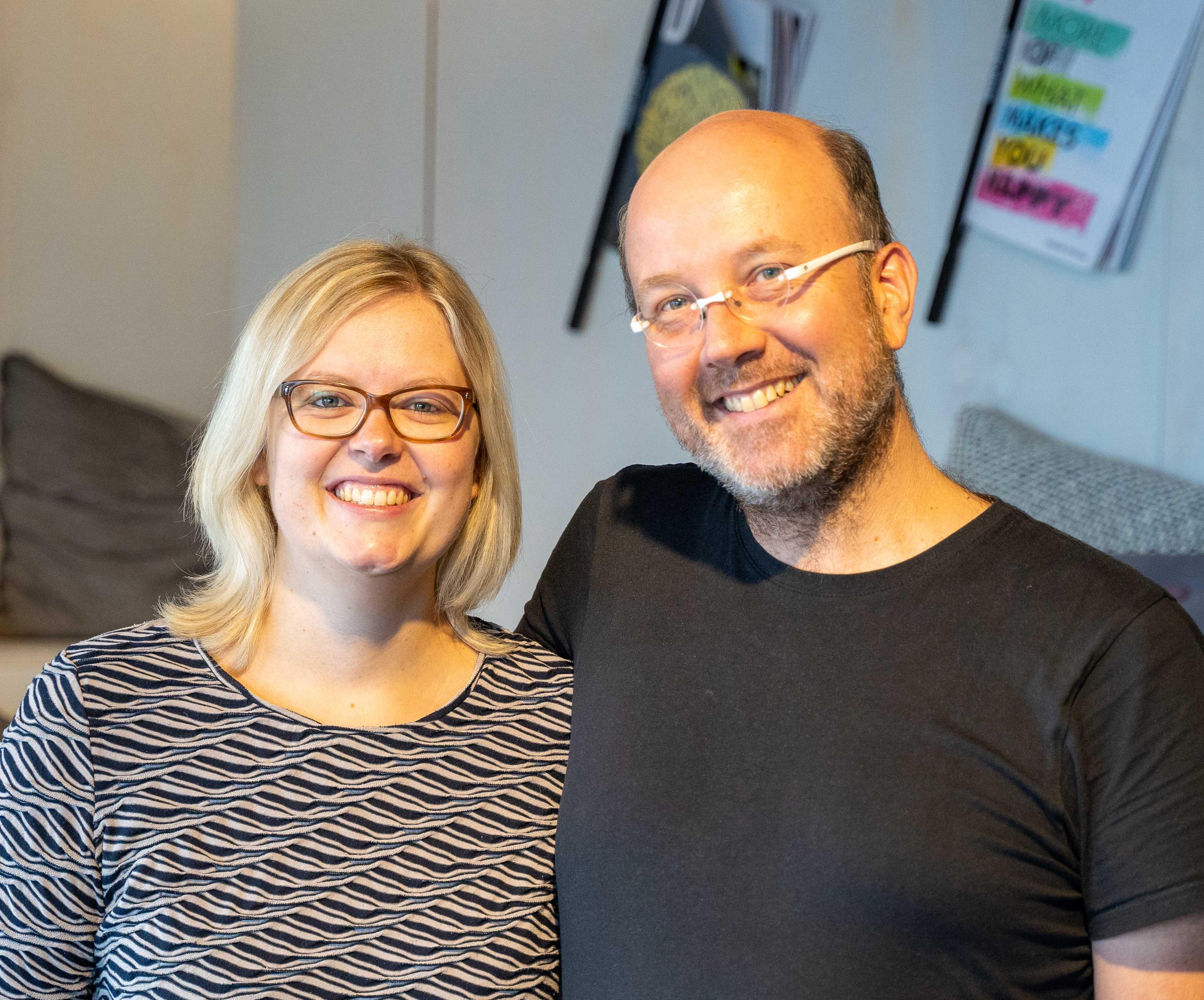 Judith Weidner & Gunther Brieger