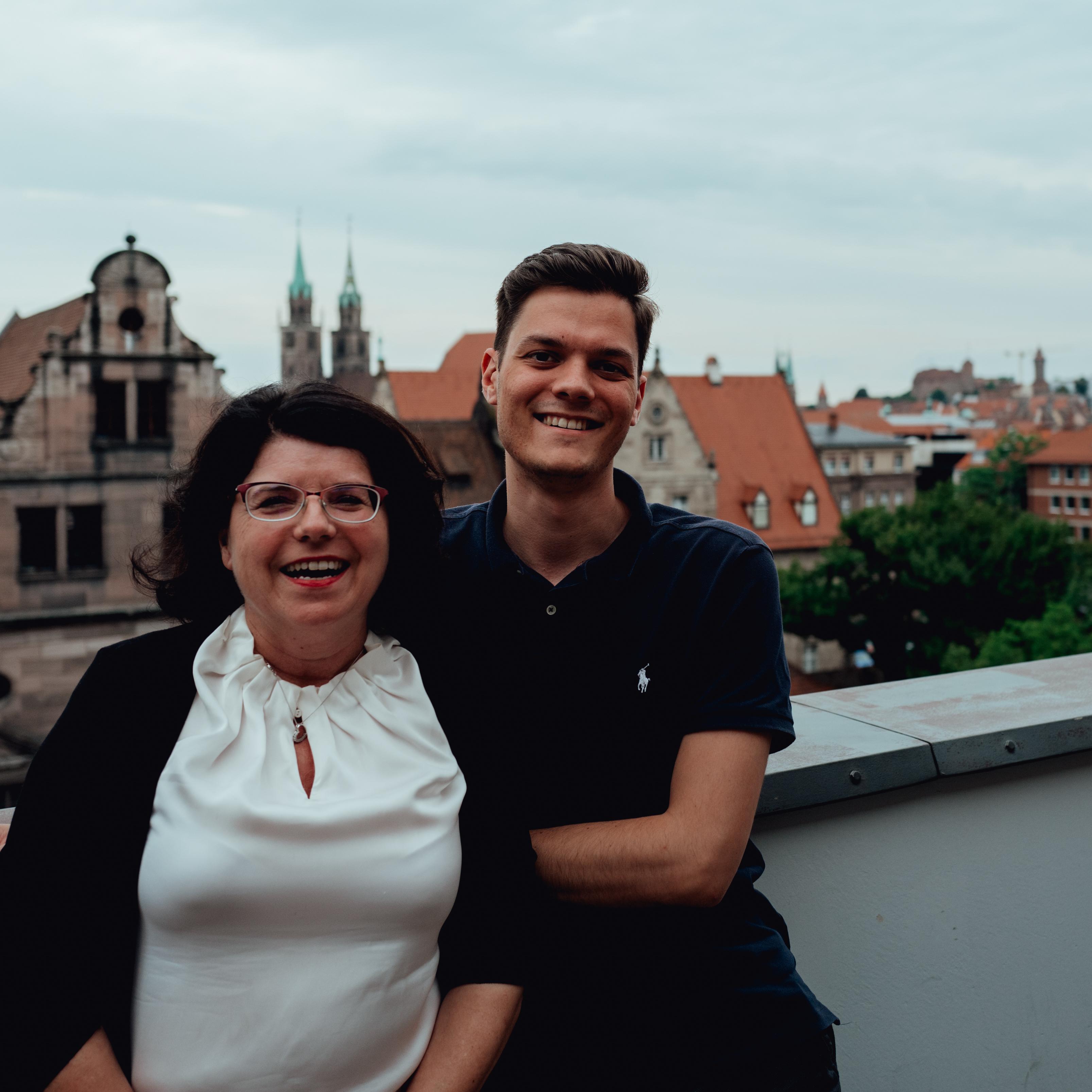 Monika Rührup & Moritz Neise
